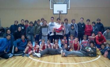 Sport club Triunfó en dos categorías masculinas