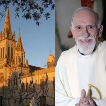 Fiestas patronales y 40° aniversario de la ordenación del padre Abel