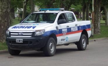 Detuvieron a dos menores de edad que intentaban robar un auto