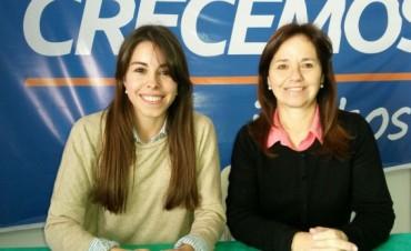 """Rodríguez: """"Cuando me ofrecieron la candidatura, ni lo dude, porque constituye el depósito de confianza y un incentivo para crecer"""""""