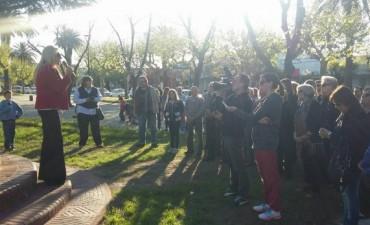 Este sábado se conmemoró el Día de la Lealtad Peronista