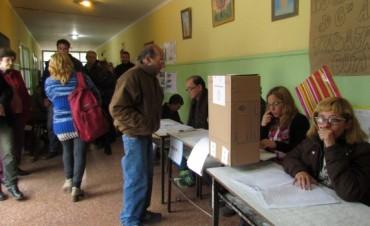 Resultados finales de las elecciones GENERALES en Bolívar