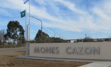 Robo a mano armada en Mones Cazón
