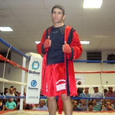 Boxeo: Federico 'Chori' Coronel está listo para pelear