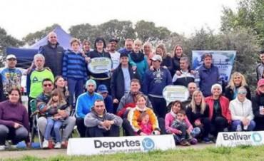 Sierras Bayas: Con mucha participación bolivarense