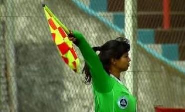 Violencia de género: Jugador de Deportivo Merlo le pegó a una jueza de línea tras un partido