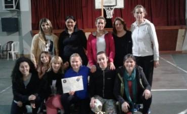 Cesto: El CEF N°5 participo de un torneo interprovincial en Coronda (Santa Fe)