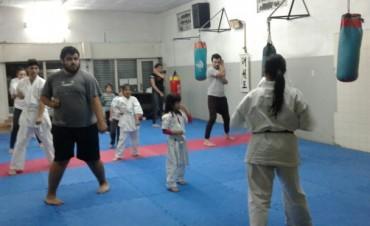 Karate Kyokushin: Habrá un examen este viernes