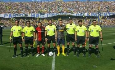 Fútbol: Sergio Viola dará una charla y clase de arbitraje en Bolívar