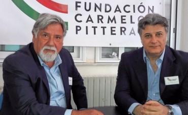 La Fundación Carmelo Pittera llega a Argentina