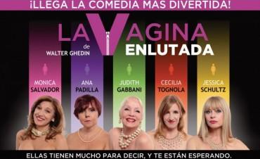 Teatro: 'La Vagina Enlutada' llega a Bolívar
