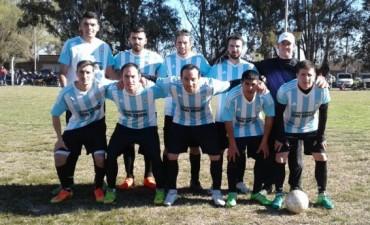 Fútbol Rural Recreativo: Marsiglio sigue su marcha, ganó y puntea en ambas categorías