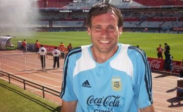 Alejandro Caínzos (Balonpié): 'Contento, pero siempre sin dejar de pensar en el objetivo, que es formar jugadores'
