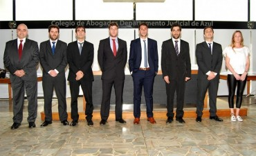 Bolívar tiene un nuevo abogado, se trata del doctor Gabriel Nicolás Breuning
