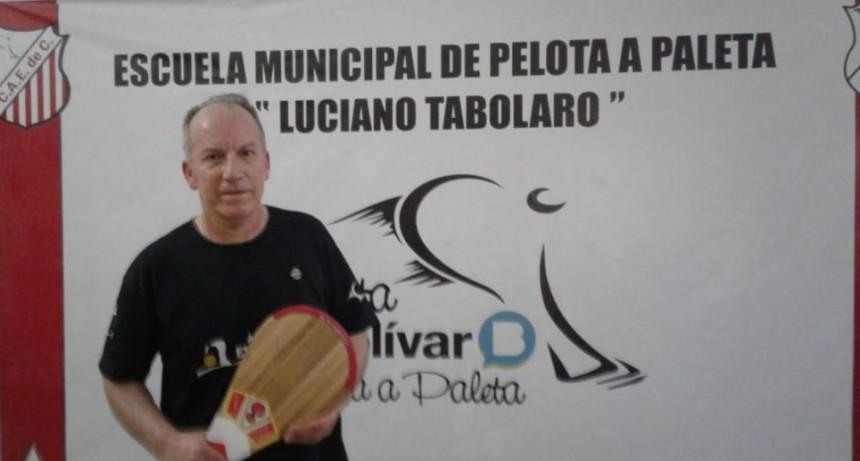 Comienza el Torneo Centenario de Pelota Paleta en Club Empleados