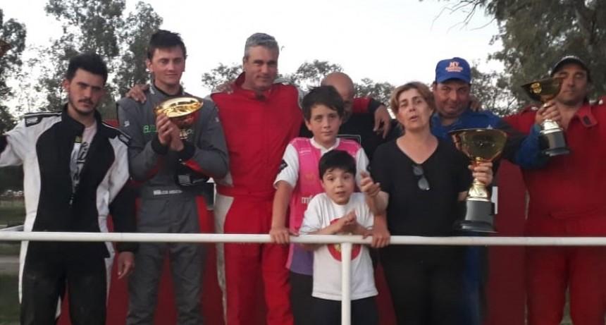 Se disputó la 8º fecha del APTC en Carlos Tejedor