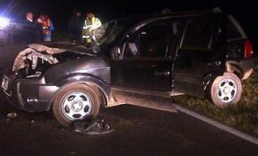 Un muerto en un accidente en inmediaciones de Carlos Casares