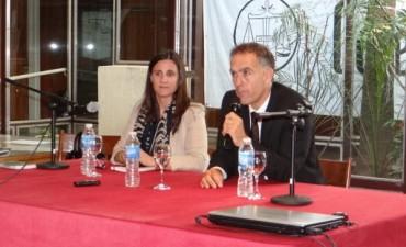 Se concretó con éxito la Jornada por el 10º Aniversario del Fuero Contencioso Administrativo