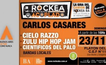 Se viene el Casares Rock 2014