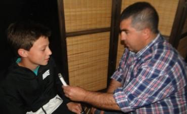 Urdampilleta: Simón Marcos es el nuevo campeón del PROKART Salliqueló