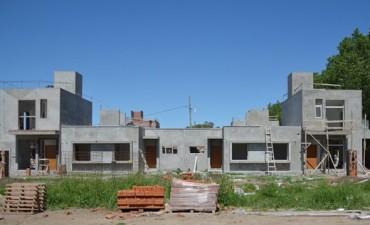 Avanza el Desarrollo Urbanístico 'PROCREAR' de avenida Calfucurá