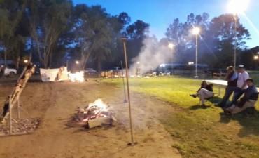 Hoy es el día de la 1º Fiesta del Asado con Cuero en Bolívar