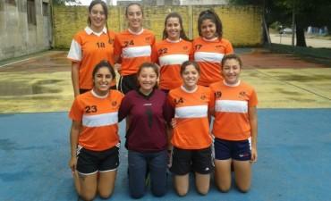 Handball CEF N°5: El conjunto femenino de Bolívar, consiguió el subcampeonato en Los Toldos