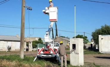 Cooperativa Eléctrica: Este domingo habrá nuevos corte de energía