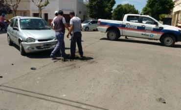 Continúa la racha de accidentes: No hubo heridos solo daños materiales