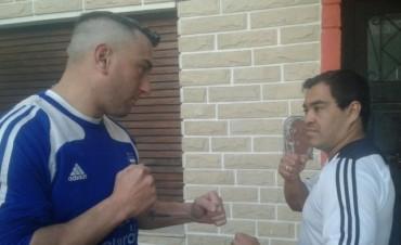 Boxeo: El desafío este viernes está en Herrera Vegas