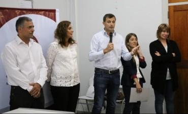 El Intendente encabezó la apertura de la Jornada de Atención Primaria de Salud