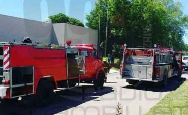 Voraz incendio en una vivienda de la localidad de Pirovano