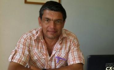 Luciano Villarreal fue nombrado Inspector de Educación Física