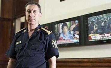 Piden investigar al jefe de la Policía Bonaerense