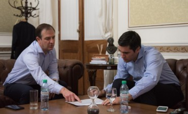Más de $116 millones en infraestructura para el partido de Bolívar