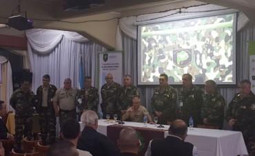 Primer Congreso Nacional de Seguridad Rural: Asistió el Comisario Mayor Mario Bustos