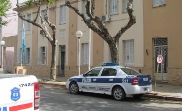 Parte policial: Detenciones por disturbios y robo de una vivienda