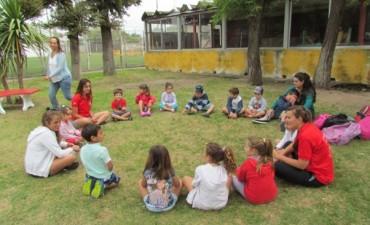 El llamado Club del Niño de estudiantes ya comenzó la temporada