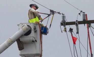 La Cooperativa Eléctrica anunció cortes de energía para mañana