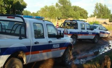 Una pelea callejera derivó en un policía herido