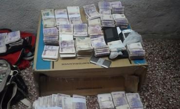 General Alvear: Personal de Patrulla Rural recuperó más de 555.000 pesos que habían sido robados en la madrugada