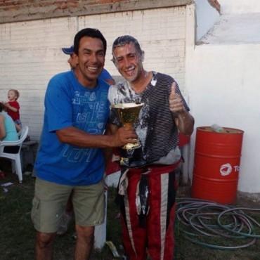 Díaz se lleva dos títulos y cierra,en materia deportiva, un año increíble