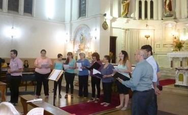Musical de jóvenes: Concierto en la iglesia Santísima Trinidad