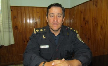 Comisario Mayor Ordosgoyty: