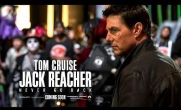 Cine Avenida: Jack Reacher, Sin Regreso, Ataud Blanco, El Bebe de Bridget Jones; en el Avenida