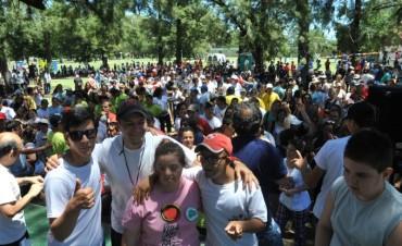 En la República de los Niños: Encuentro recreativo por la inclusión