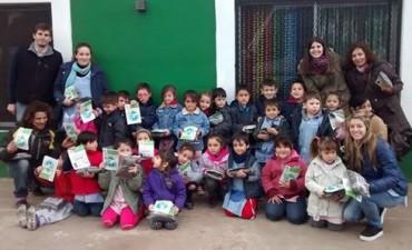 Mil chicos y jóvenes de Bolívar participaron del programa 'Conciencia Verde III'