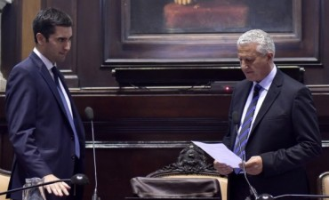 Manuel Mosca es el nuevo Presidente de la Cámara de Diputados