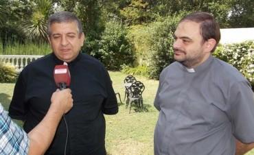 Desde el 28 de enero, el Padre Lisandro se hará cargo de la parroquia de Rauch