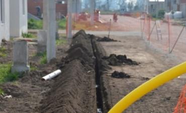 Los Zorzales: Hoy miércoles 28, se inaugura el servicio de gas en barrio Techo Digno y Lotes de Pro.Cre.Ar